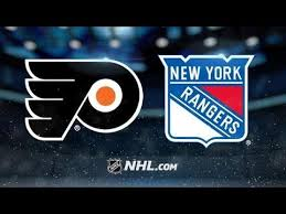 Philadelphia Flyers Vs New York Rangers – Game Day Preview: 03.17.2021