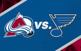 Colorado Avalanche Vs St. Louis Blues Game Day Preview: 04.14.2021