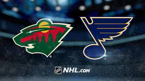 Minnesota Wild Vs St. Louis Blues Game Day Preview: 05.12.2021