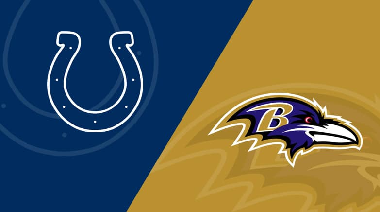 INDIANAPOLIS COLTS VS BALTIMORE RAVENS-GAME DAY PREVIEW: 10.11.2021